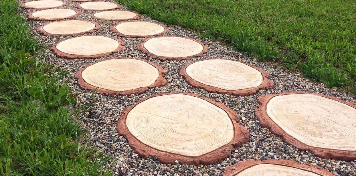 плитка из бетона для дорожек купить москва